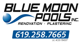 Blue Moon Pool Plastering